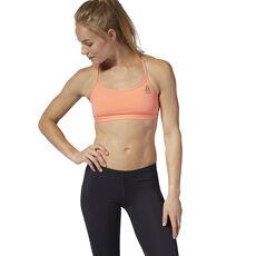 22ccea0505 Reebok - Reebok CrossFit® Solid Skinny Bra Stellar Pink DU5079 ...