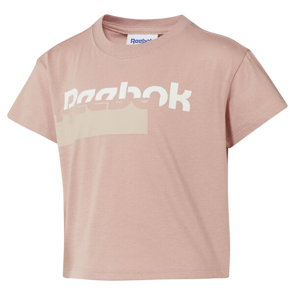 Girls' Classics Tee Pink DH2924