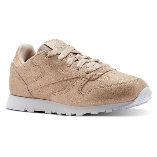 Reebok - Classic Leather Ms-Rose Gold/Bare Beige/White CN5589