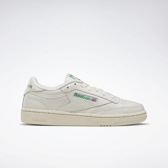 Reebok - Club C 85 Vintage Chalk/Glen Green/Paperwhite/Excellent Red BS8242