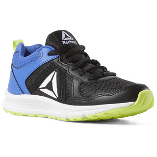 REEBOK ALMOTIO 4.0 Black/Neon Lime/Crushed Cobalt/White CN8581