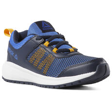 9376f8936101 Reebok - Reebok Road Supreme - Pre-School Collegiate Navy   Crushed Cobalt    Trek