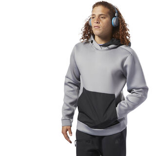 Training Supply Tech Hoodie Mgh Solid Grey DP0319