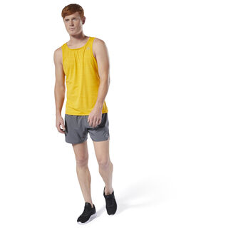 Run Essentials ACTIVCHILL Singlet Semi Solar Gold DU4299