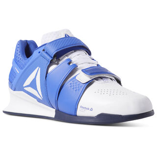 Reebok Legacy Lifter White/Crushed Cobalt/Collegiate Navy DV4396