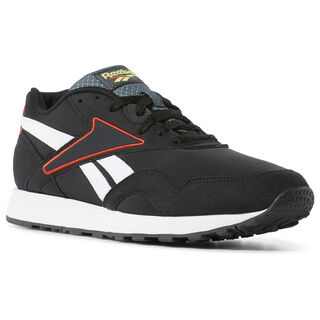Rapide Black/White/Cold Grey/Canton Red/Neon Lime CN7521