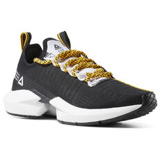 5068d6f8c1b5 Reebok - Sole Fury SE Black White Solar Gold DV6919