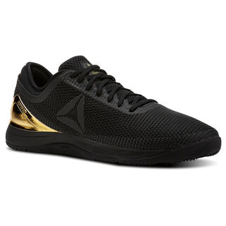 Reebok CrossFit Nano 8 Flexweave Black/True Gold CN7063