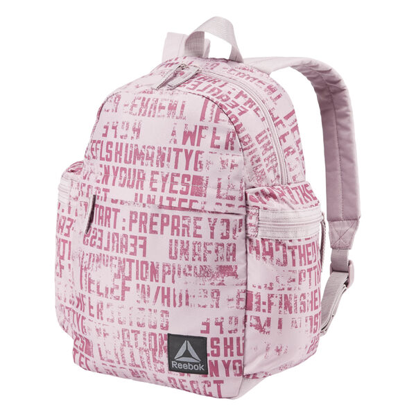 Kids Graphic Backpack Purple DA1774
