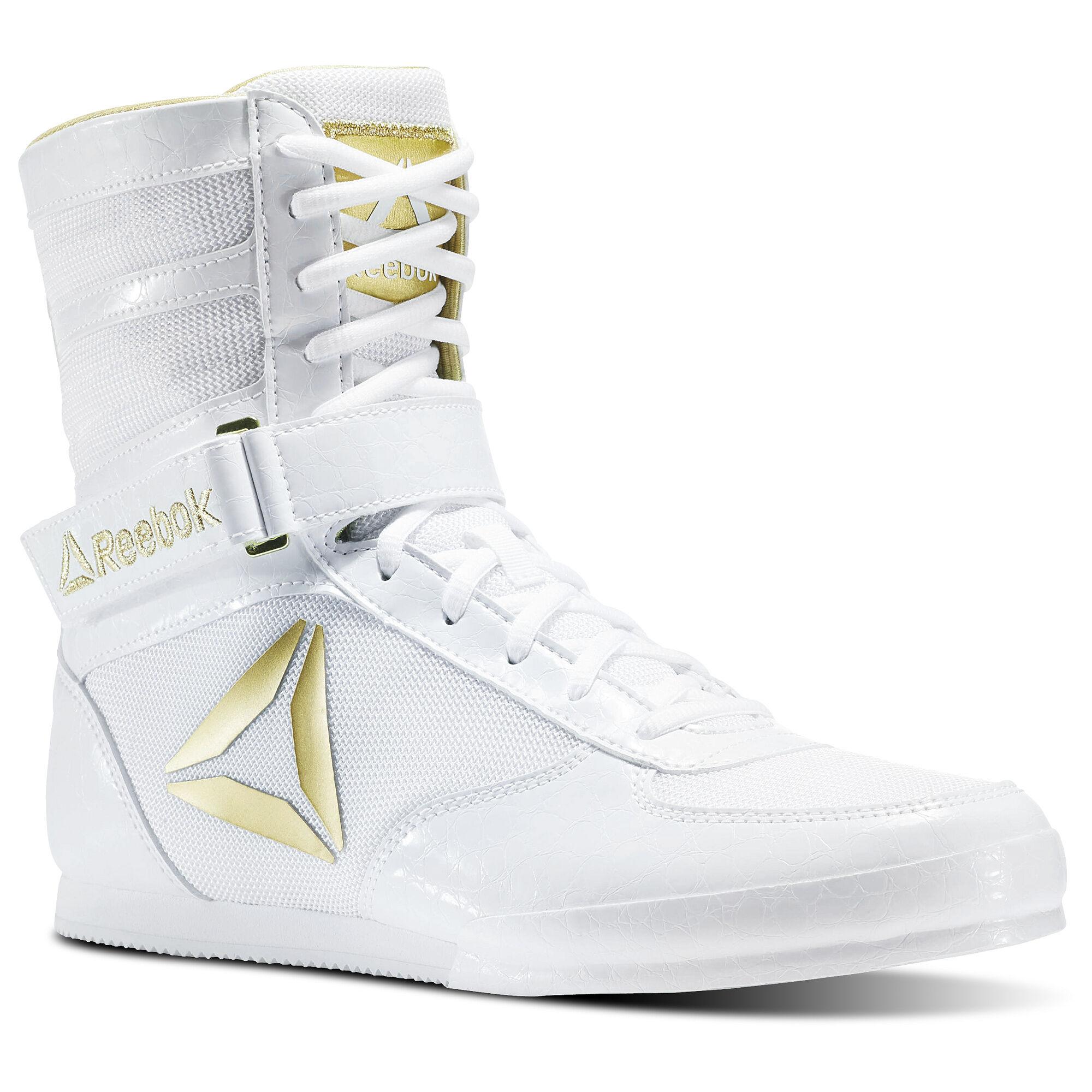 fab8d67e24adab Reebok Boxing Boots - White