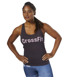 Reebok CrossFit F.E.F Graphic Tank Smoky Volcano DP1224