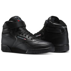 b3a6bfe9bc6770 Reebok - Ex-O-Fit Hi Intense Black 3478