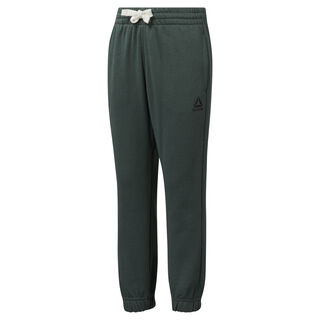 Boys Training Essentials French Terry Pant Chalk Green DM5156
