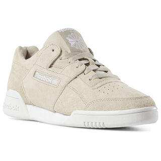 Workout Lo Plus Light Sand/White/True Grey CN6973
