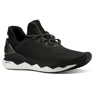 Floatride Run Smooth Strtch-Black/White/Tin Grey CN4646
