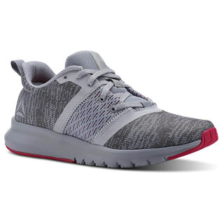 Reebok Print Lite Rush Cloud Grey/Cool Shadow/Rugged Rose CN2612