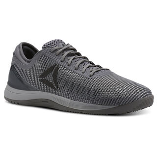 Reebok CrossFit Nano 8 Flexweave Tin Grey/Sharkash Grey/Dark Silver CN2976
