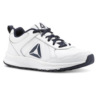 REEBOK ALMOTIO 4.0 White/Col Navy/Pewter CN4218