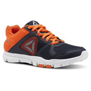 YourFlex Train 10 Collegiate Navy/Bright Lava/White/Silver Met CN4237