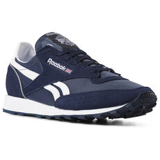 abf53be451fb37 Reebok - Classic 83 Collegiate Navy White DV3749