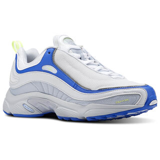 Reebok Daytona DMX Spirit White/White/Cloud Gry/Vital Blue/Lemon CN3806