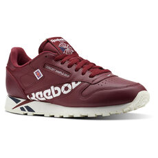 Reebok - Classic Leather Altered Ativ-Urban Maroon   White   Collegiate  Navy DV5018 d3f0eee6a