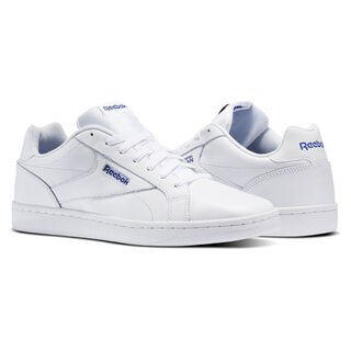 Reebok Royal Complete Clean LX White/Collegiate Royal BS7988