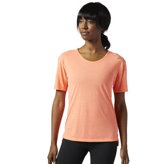 Workout Ready ACTIVCHILL Slub Tee Guava Punch CE7800
