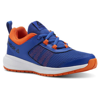 Reebok Road Supreme Collegiate Royal/Bright Lava/White/Blk CN4195