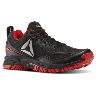 Ridgerider Trail 2.0 Black/Primal Red/Silver BD2246