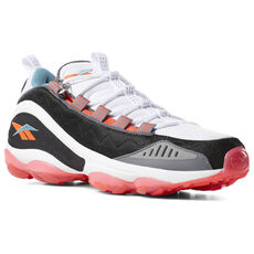 06413944568 Reebok - DMX Run 10 Black White Neon Red Mist DV3814