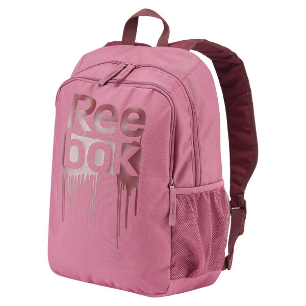 Kids Foundation Backpack Pink DA1255