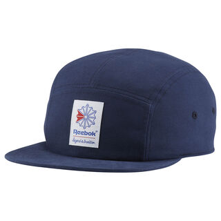 Classics Foundation 5 Panel Cap Collegiate Navy BQ2134