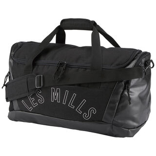 LES MILLS Grip Duffle Bag Black CD8550