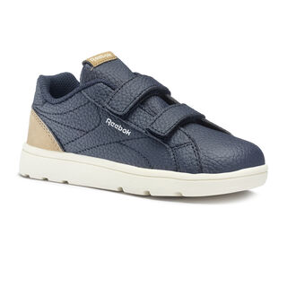 REEBOK ROYAL COMPLETE CLEAN Collegiate Navy/Gunmetal/Classic White DV4157