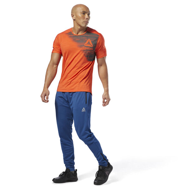 Workout Ready Trackster Pant Blue D94336