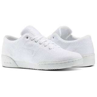 Workout Clean Ultraknit White/Meteor Grey BS9108