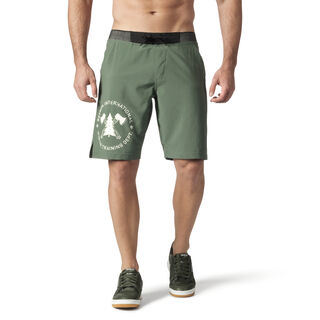 Retro Winter Epic Short Chalk Green DY2420