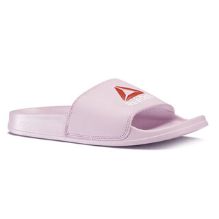 Reebok Original Slide Moonglow/Excellent Red/White CN7086