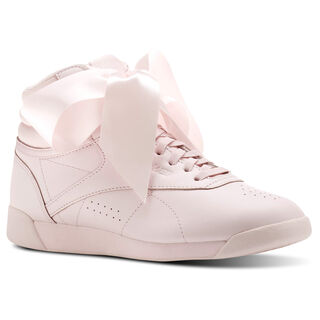 Freestyle Hi Satin Bow Porcelain Pink/Skull Grey CM8905