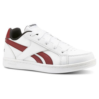 Reebok Royal Prime White/Triathlon Red/Black CN4767