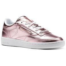 9c6d170b482 Reebok - Club C 85 S Shine Pink Copper White CN0512