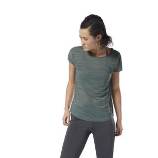 Workout Ready ACTIVChill Tee Chalk Green D95083