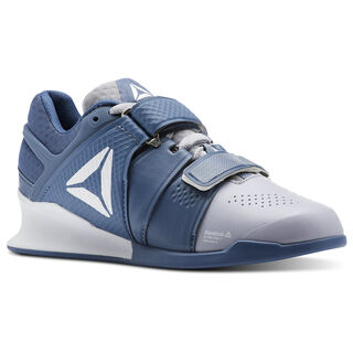 Reebok Legacy Lifter Cloud Grey/Blue Slate/White CN4735