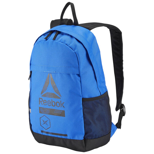 ae4c2024db71 Reebok Junior movement Training Backpack - Blue
