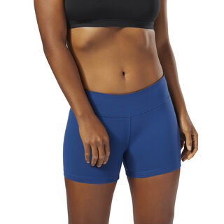 Reebok CrossFit Chase Bootie Shorts Bunker Blue D94942