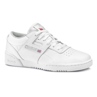 Workout Low Intense White/Grey CN0636