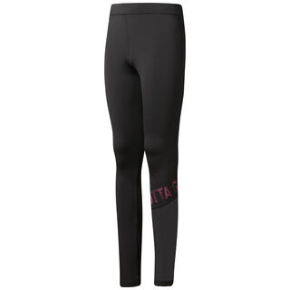 Girl Squad Linear Leggings Black CF9420