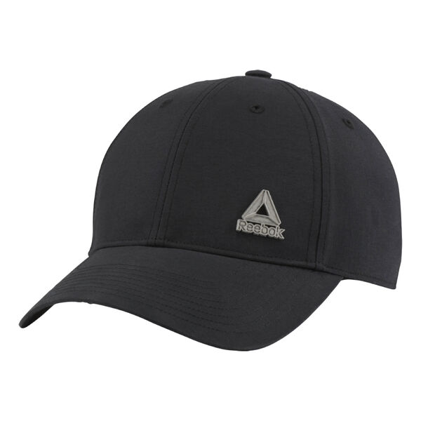 Active Foundation Badge Cap Black CZ9840