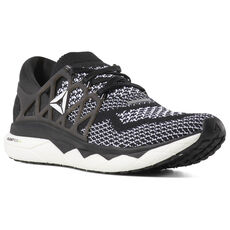 ef771902ed8b Reebok - Reebok Floatride Run UltraKnit Black   White DV3889